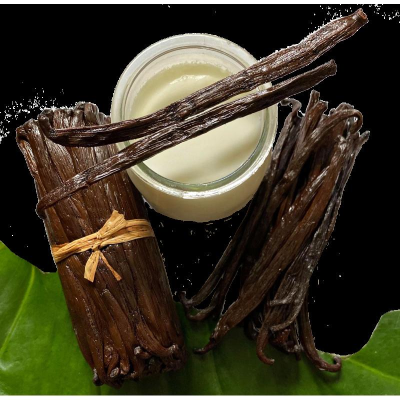 7 Gousses de Vanille Noire « Dessert » de Madagascar