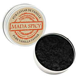 Pure Vanilla Caviar from Madagascar