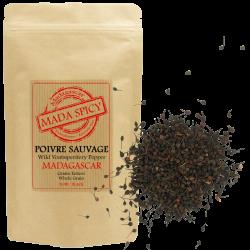 Mada Spicy / Poivre Sauvage noir Voatsiperifery