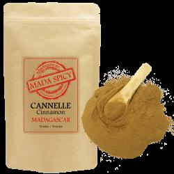 "Mada Spicy / Cannelle Poudre de Madagascar (cannelier de Ceylan) ""Agriculture Durable"""