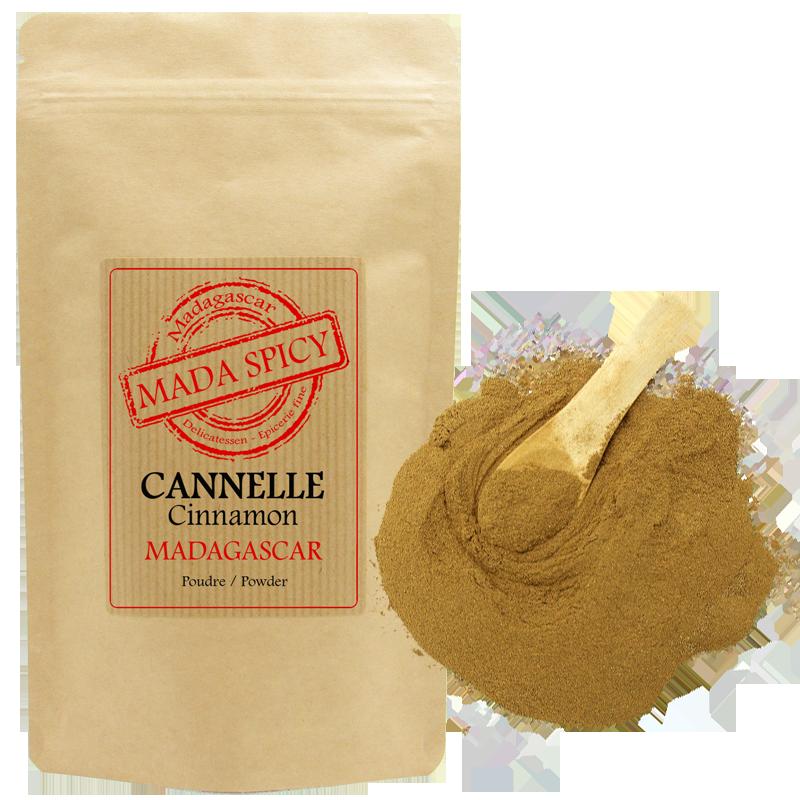Mada Spicy / Cinnamon Powder from Madagascar (Ceylon cinnamon)