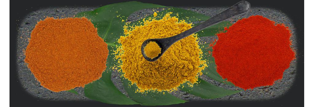 Spicy Deli, nos mélanges d'épices.